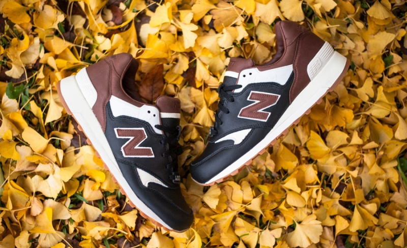 New Balance 577 Burn Rubber