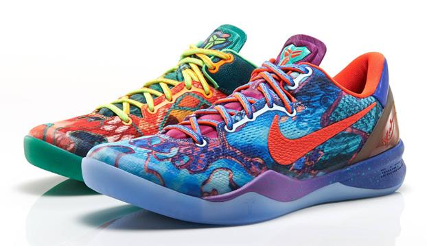 quality design f2498 0dece ... galaxy for sale Nike Kobe 8 Premium - What the Kobe ...