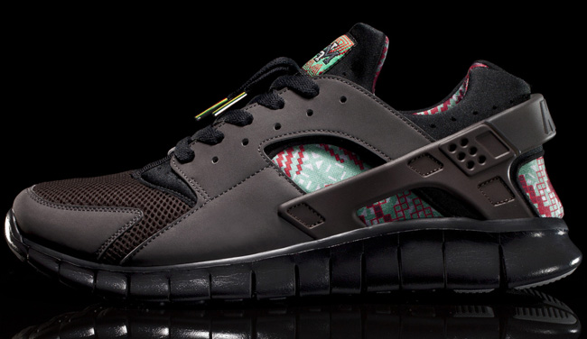online store 4ab74 73544 Nike Huarache Free 2012 Black History Month