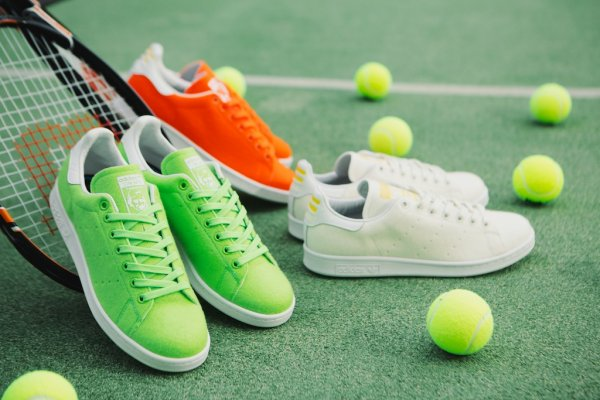 ad37b9ff82 ShoeFax - Pharrell x adidas Stan Smith Tennis