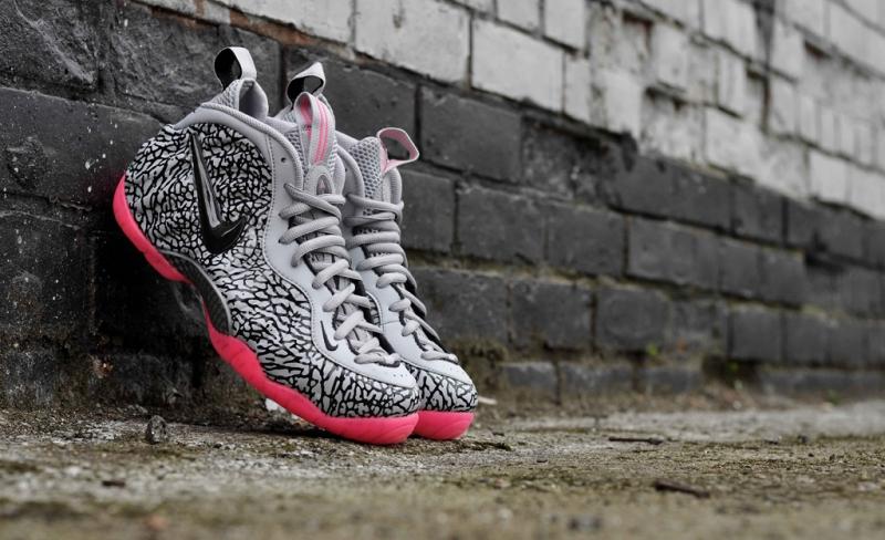 f9d49be1c3c37 ShoeFax - Nike Air Foamposite Pro Elephant Print