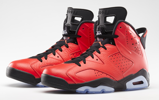 sports shoes 4dd4e 38bf6 Air Jordan 6 Infrared 23 Toro