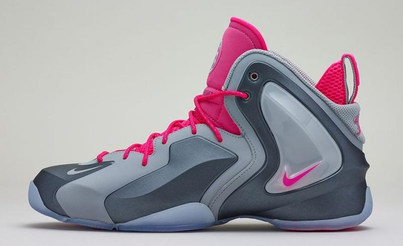 Nike Lil Penny Posite Hyper Pink