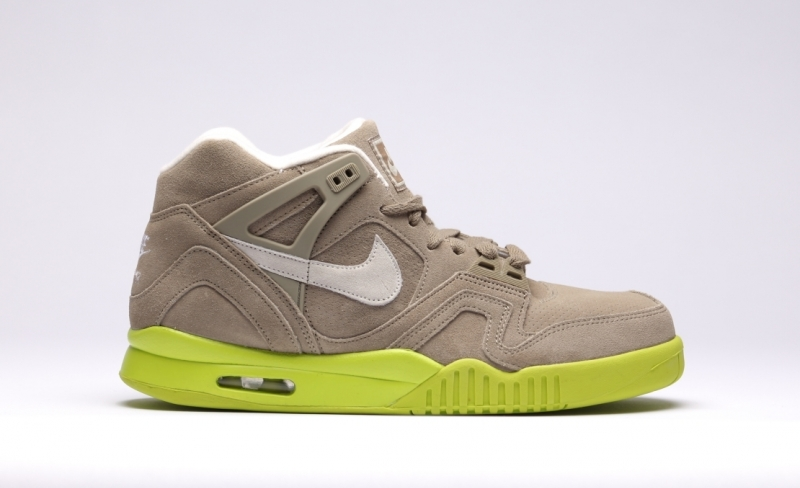 4066bbe119f4 ShoeFax - Nike Air Tech Challenge 2 Suede Bamboo