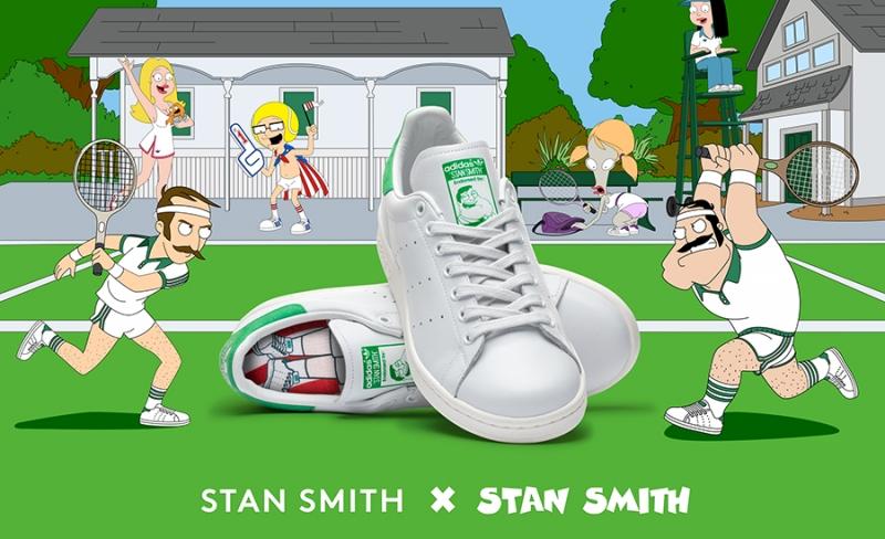 Stan Smith x adidas Stan Smith